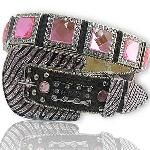 The Western Boutique offers a wide selection of beautiful Texas style  Cowgirl Bling Belts. Made of genuine leather and cowhide.    These western belts feature Rhinestones, Crystals, Crosses, Conchos, and Pistols.  http://thewesternboutique.com/rhinestone-cowgirl-bling-western-belts.html