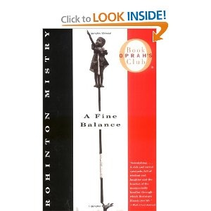 A Fine Balance (Oprah's Book Club)