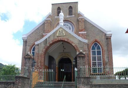St joseph church trinidad my sugar islands trinidad - St joseph convent port of spain trinidad ...