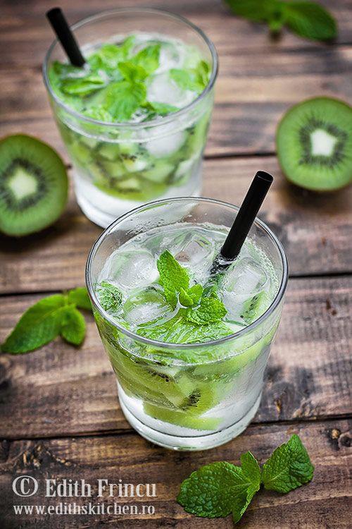 bautura racoritoare cu kiwi