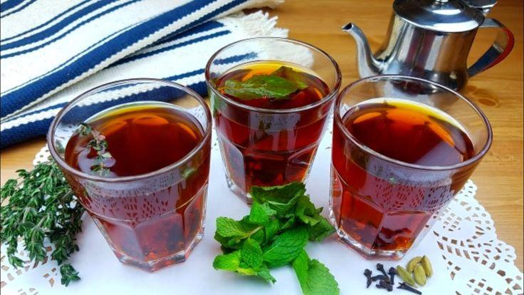 انواع الشاي الاحمر اليمني Yemeni Chai Hot Tea Recipes Tea Recipes Hot Meals