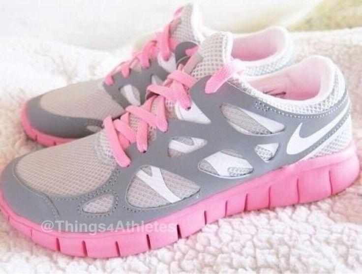 cute pink Nike retro sneakers cheap nike shoes, wholesale nike frees,  #womens #