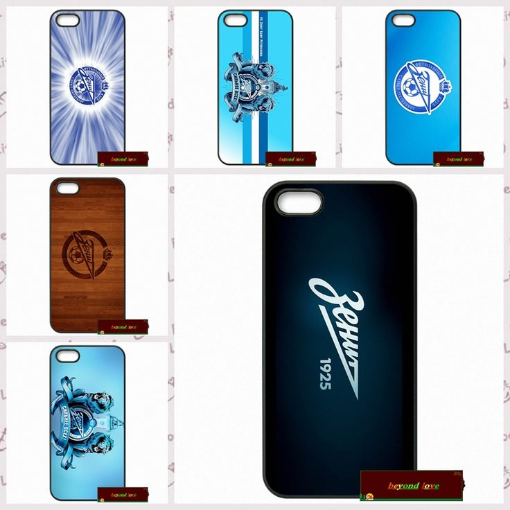 Zenit Saint Petersburg logo Cover case for iphone 4 4s 5 5s 5c 6 6s plus samsung galaxy S3 S4 mini S5 S6 Note 2 3 4   S0337