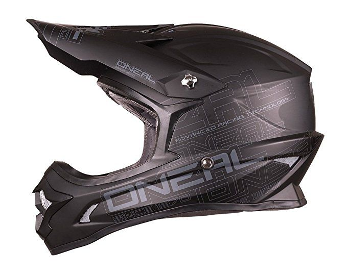 O Neal 0623 065 3 Series Helmet Black X Large Review Motocross Helmets Helmet Black Helmet