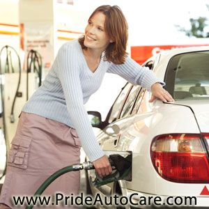 Tips on how to save gas and keep your car running smoothly for Colorado Drivers from Pridemore Brothers Pride Auto Care, Littleton, Centennial, Parker CO.