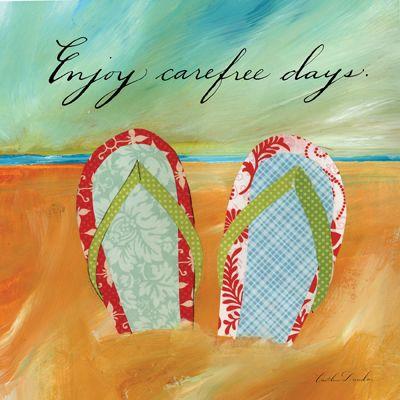 Beach Days IV  Caitlin Dundon