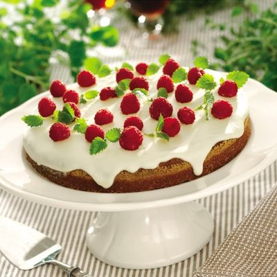 Irländsk chokladtårta