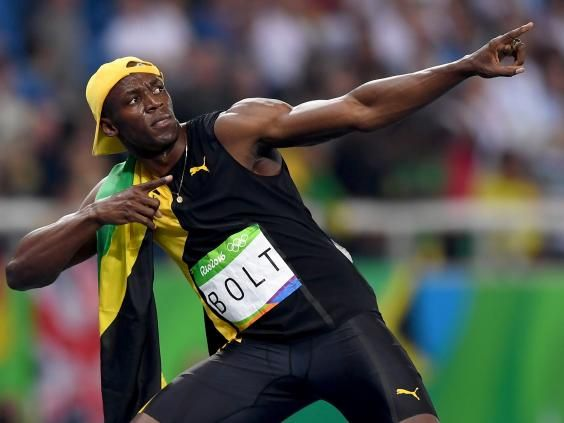 Rio 2016: Usain Bolt wins third 100m gold to take step towards ...