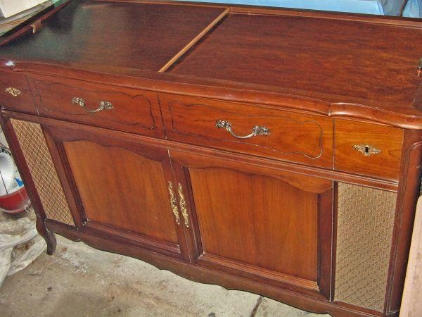 Vintage Magnavox Console Stereo Childhood Times