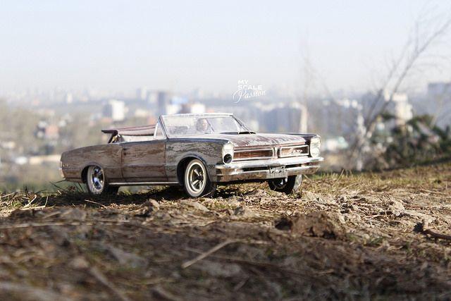 1965 Pontiac GTO_18   by My Scale Passion