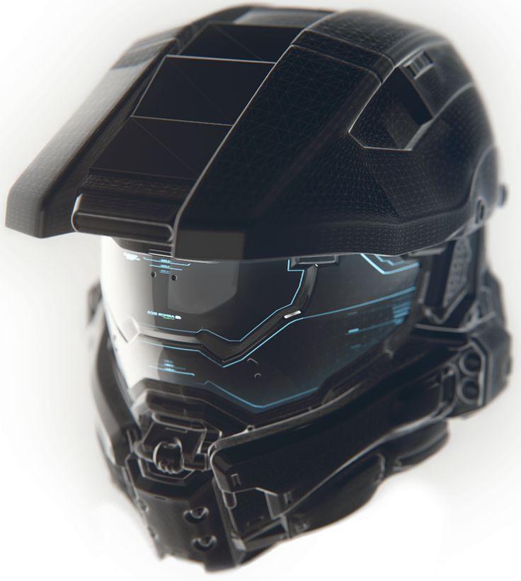 Halo Helmet Concept