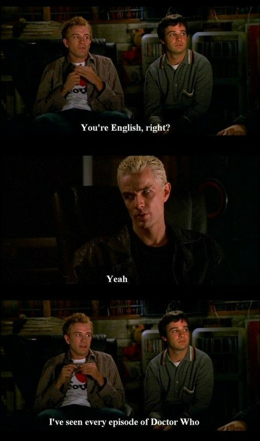 Doctor Who discussion in Buffy the Vampire Slayer...and I missed it the first time. freeholdThe Vampires Diaries, Nerd, Vampires Slayer, Buffy, Joss Whedon, Doctors Who, Dr. Who, Fandoms United, Red Dwarf