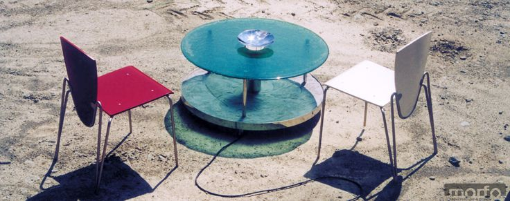 SMILE & AQUA / furniture design, 2002