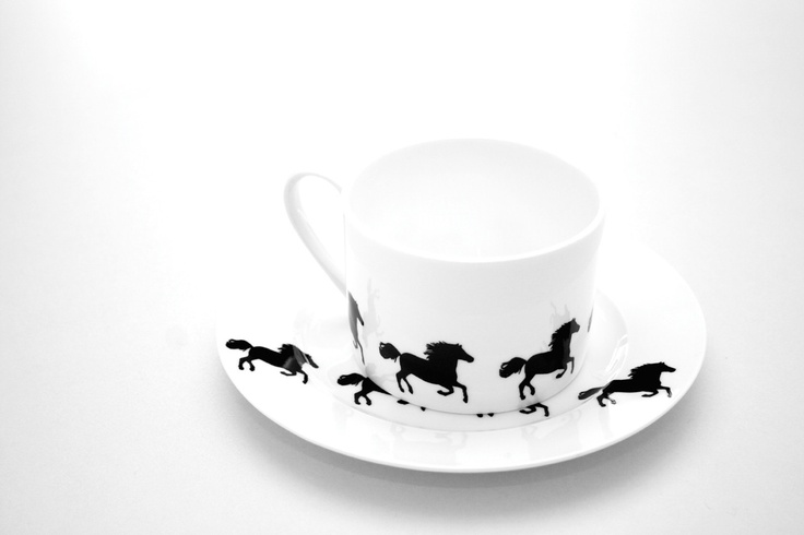 Westergaard cup and saucer
