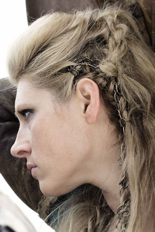 Outstanding 15 Must See Lagertha Hair Pins Lagertha Viking Hairstyles And Hairstyle Inspiration Daily Dogsangcom