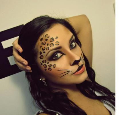 Más de 1000 ideas sobre Maquillaje De Halloween en Pinterest