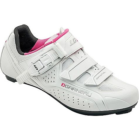 Louis Garneau Women's Cristal Shoe: FEATURES of the Louis Garneau Women's Cristal Shoe Ergo Air II reinforced nylon outsole with patented…