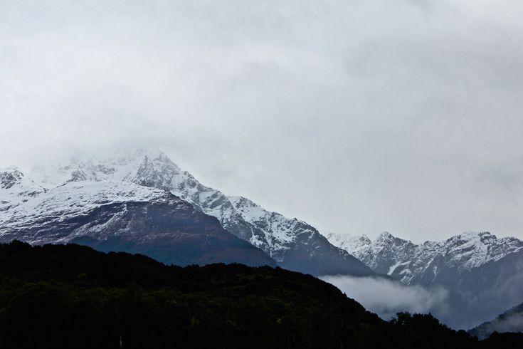 Mountain Range / Hills Wallpaper