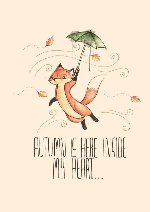 Adiós verano, hola otoño!