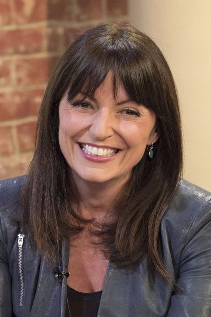 Davina-Mccall | Get great fashion tips at 40plusstyle.com