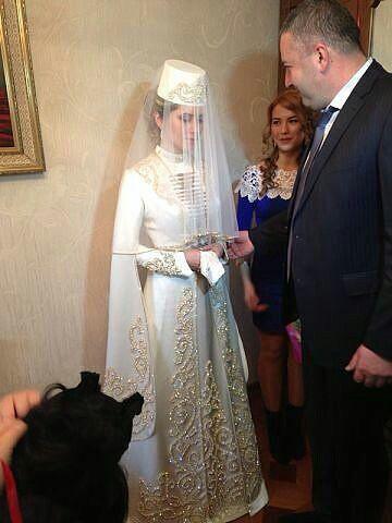 Wedding dress   Ossetian wedding dress   Pinterest ...