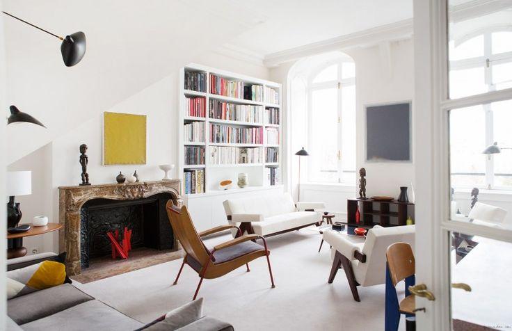 [En direct] Emmanuel's paris apartment - Garance dore @garancedore