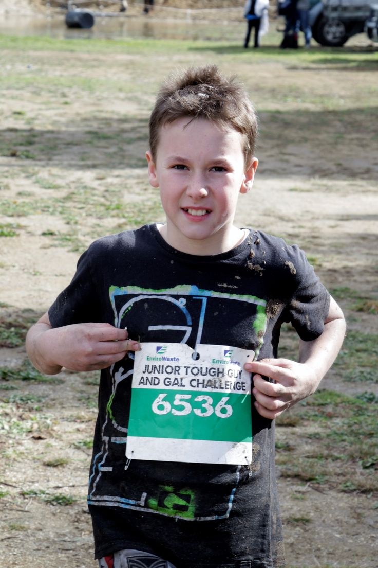 Rotorua Junior Tough Guy and Gal Challenge