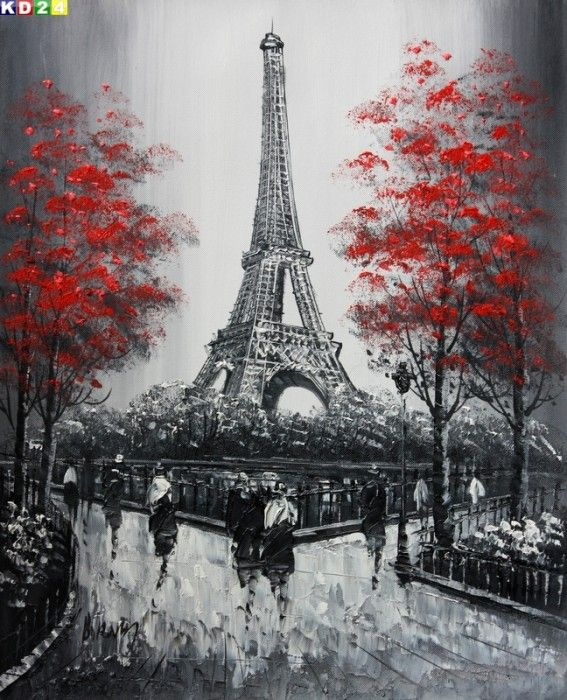https://www.google.com/search?q=eiffel tower painting