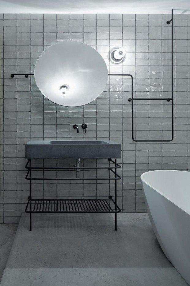 Les architectes et designers tchèques du Studio Formafatal (pour retrouver le précédent article, cliquez ici) ont créél'aménagement et la décoration de ce