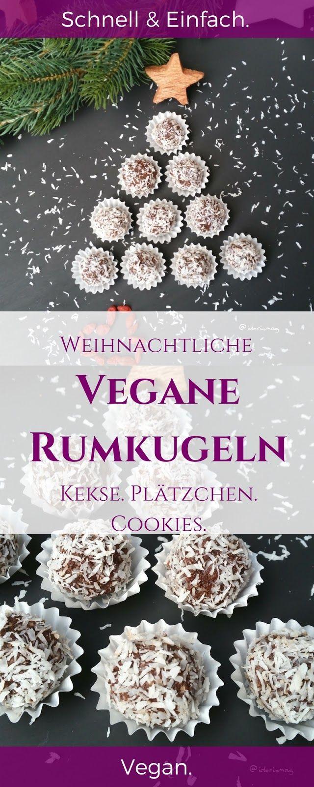 iDorisMag - Schnell & Einfach Vegan! Vegane Rezepte mit einfachen Zutaten. Vegan backen ist wirklich einfach - mit schnellen und einfachen Rezepten.