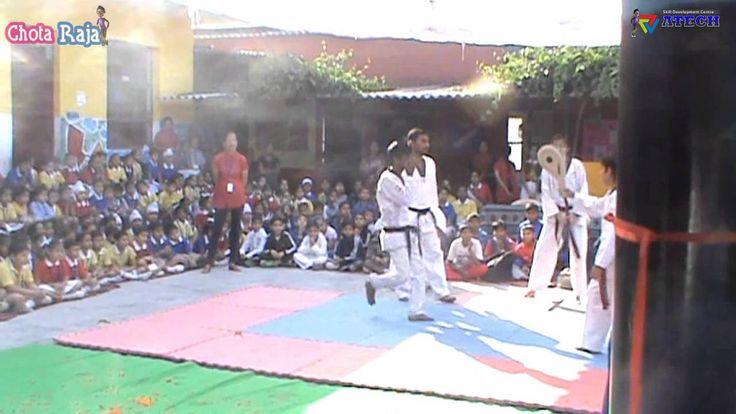 Taekwondo Championship Sponsor by Chota Raja.   For further details Visit @ www.chotaraja.com