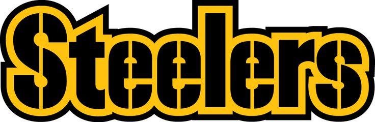 Pittsburgh Steelers Wordmark Logo (2002) -