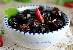 Le olive nere calabresi asciugate e conservate in diversi modi, volete sapere come?Andate avanti nella lettura facendo un clic sulla foto.