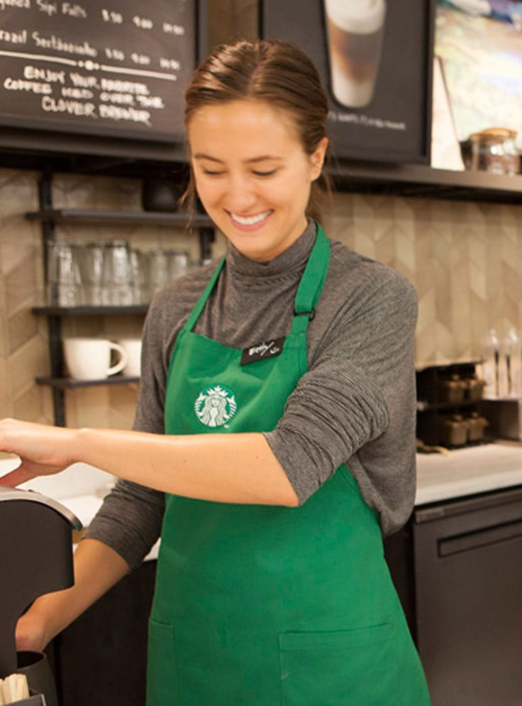 Starbucks Just Made Some Major Changes To Its Uniform Policy #refinery29