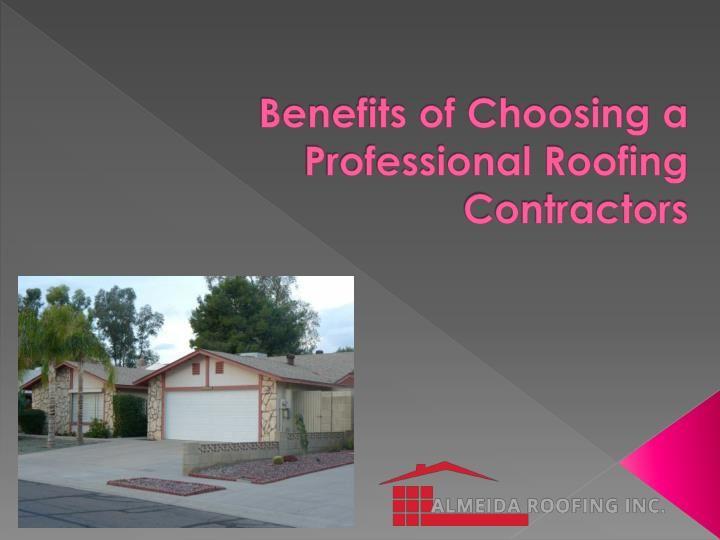Almeida Roofing Provide Best Home Roofing Contractors In Phoenix AZ. If We  Talk About Phoenix