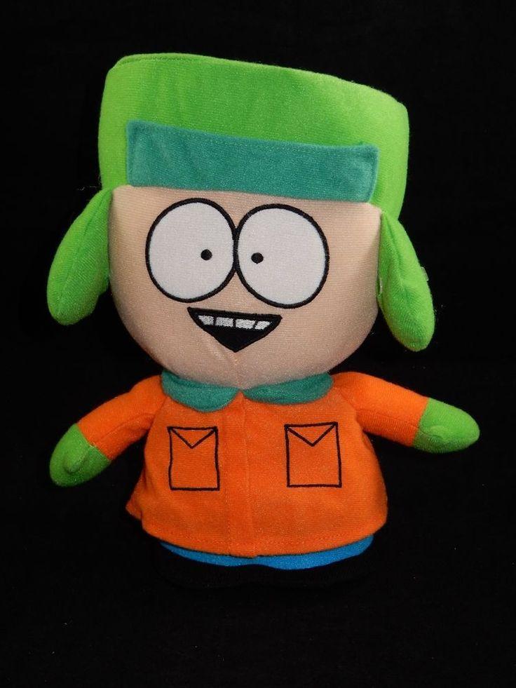 "Nanco South Park Kyle 11"" Plush Stuffed Animal Comedy Central Humor #Nanco"