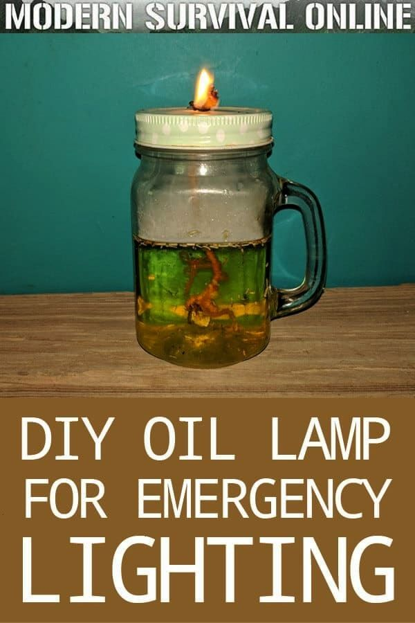 Substances Emergency Materials Variety Heres Basic Using Your Lamp And Out How Oil Own Diyhere S How To Di Diy Oils Oil Lamps Emergency Lighting