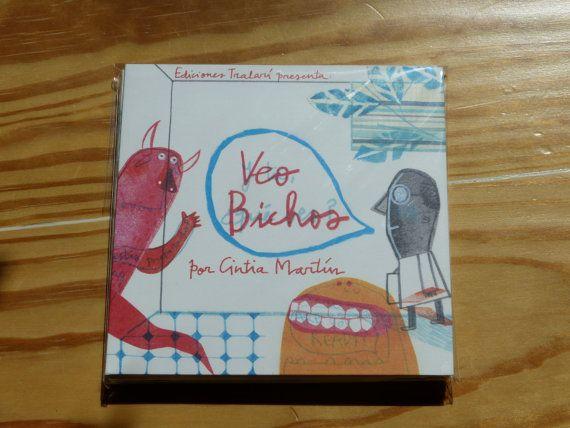 Veo Bichos, de Cintia Martín