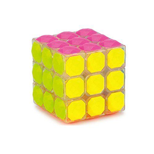Yongjun Carat Diamond Cube Yongjun 3x3x3 Puzzle Cube Transparent White Sunny Hill Cubes http://www.amazon.com/dp/B01CETHFL6/ref=cm_sw_r_pi_dp_JU58wb0W4771B