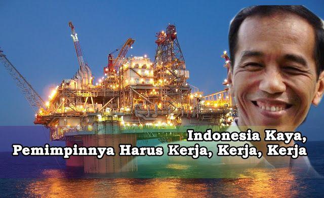 Dampak Keberanian Jokowi di Natuna, Indonesia Punya Ladang Migas Co2 Terbesar Di Dunia | Lensa Berita Network