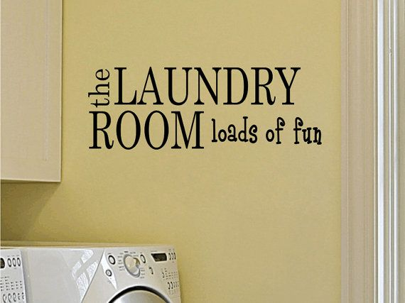 Best Wall Quotes Images On Pinterest Wall Quotes Wall - Custom vinyl wall decals sayings for laundry room