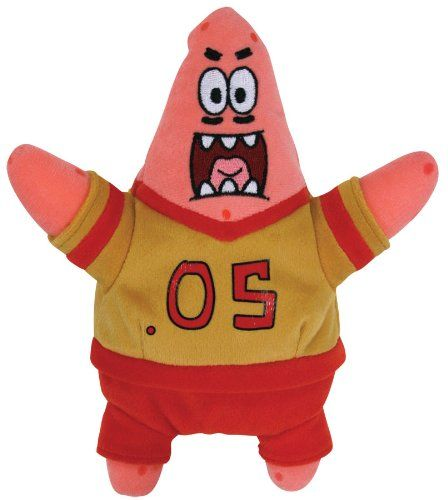 TY Beanie Babies - Football Patrick Star Ty Beanie http://www.amazon.com/dp/B000KFVJHI/ref=cm_sw_r_pi_dp_XUdoub18FG2XA