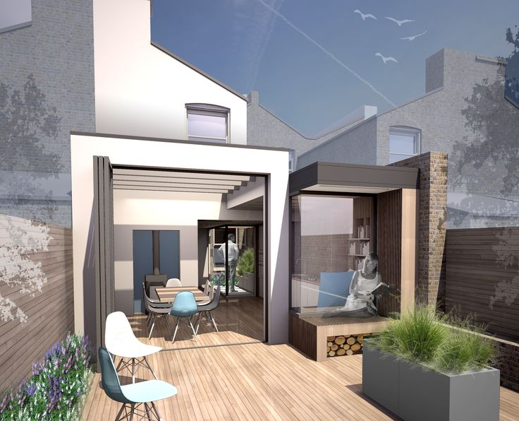 17 best images about back addition extensions ideas for Terrace extension ideas