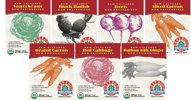 Win a 7-pack Sampler of Fermented Veggies!