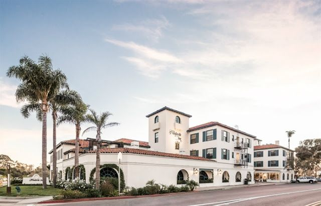 Montecito Lifestyle: Iconic Montecito Inn - Before & After