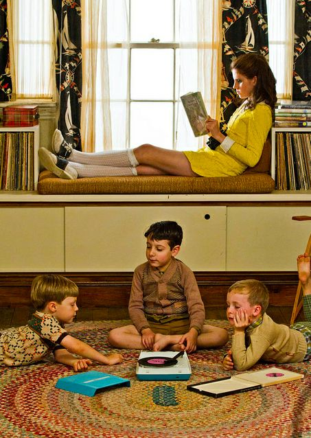 Behind the Scenes of Moonrise Kingdom