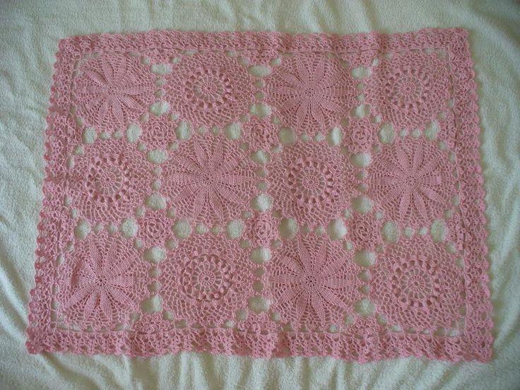 Blanket newborn project on Craftsy.com