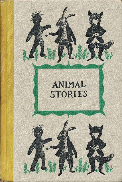 Animal Stories by Scott Lindberg, via Flickr