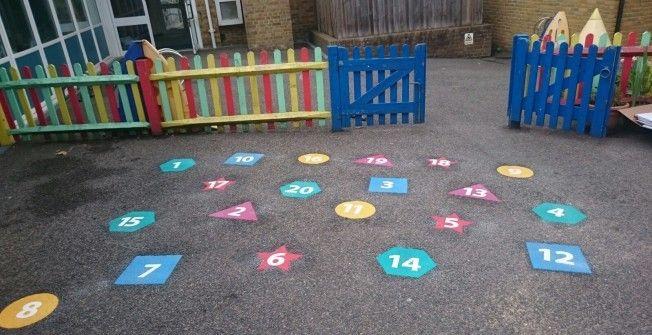 Educational Nursery Playground