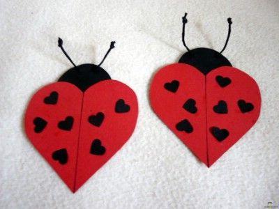 Valentin napi katica dekoráció  http://www.hobbycenter.hu/Unnepek/kreativ-oetlet-valentin-napi-katica-dekoracio.html